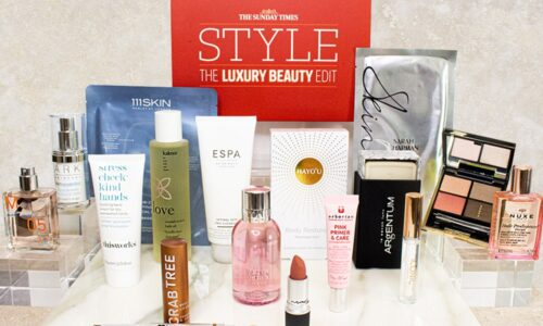 Latest In Beauty Sunday Times Style Box Dec 2020