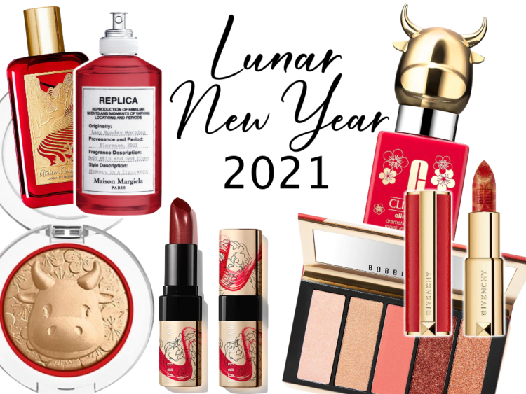 Beauty Releases For The Lunar New Year 2021