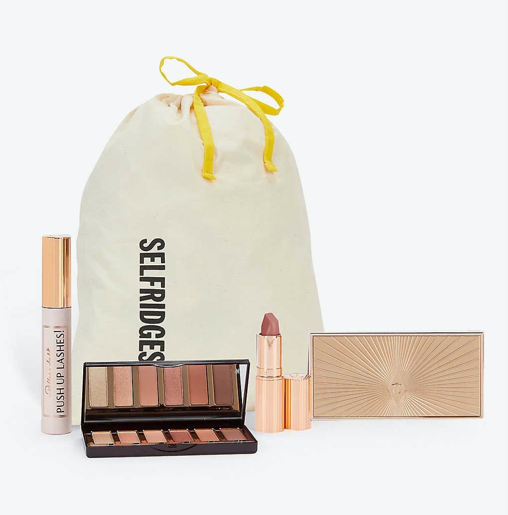 Selfridges Charlotte Tilbury Gift Set