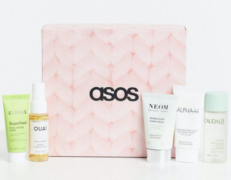 ASOS Beauty Box January 2021