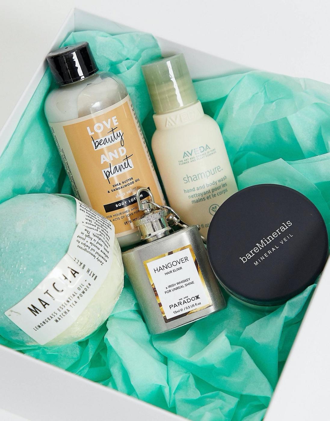 ASOS Vegan Beauty Box