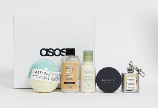 ASOS Vegan Beauty Box January 2021