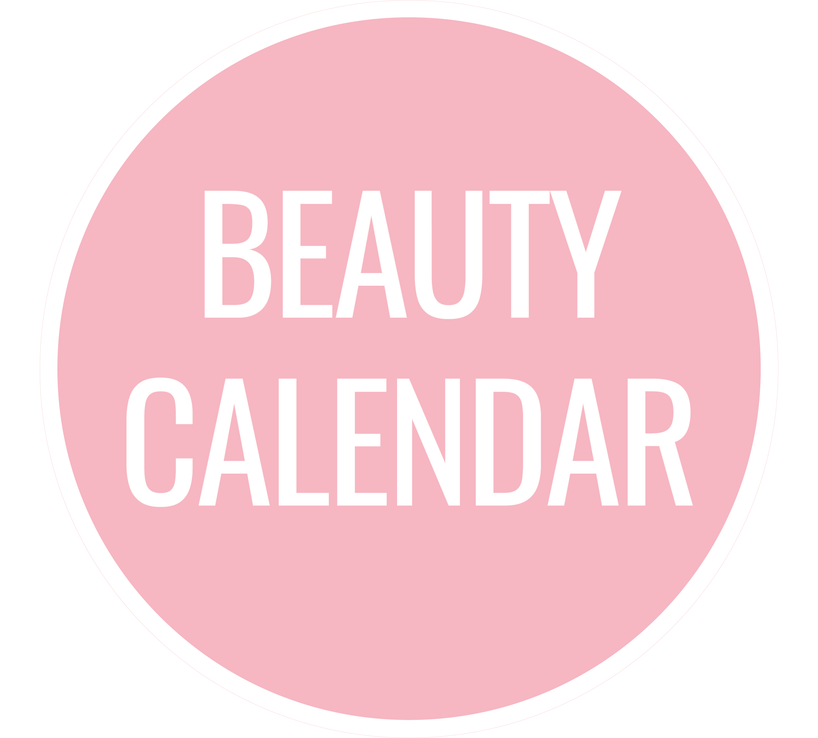 Beauty Calendar Logo
