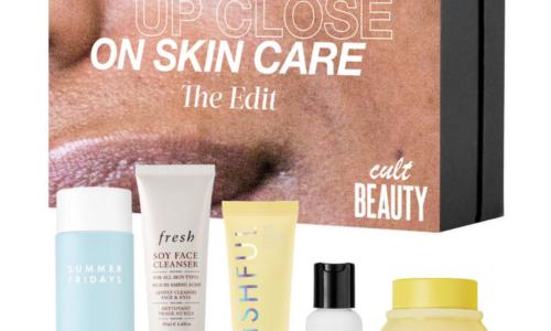 Cult Beauty Skincare Edit 2021