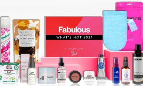 Latest In Beauty Fabulous Box 2021