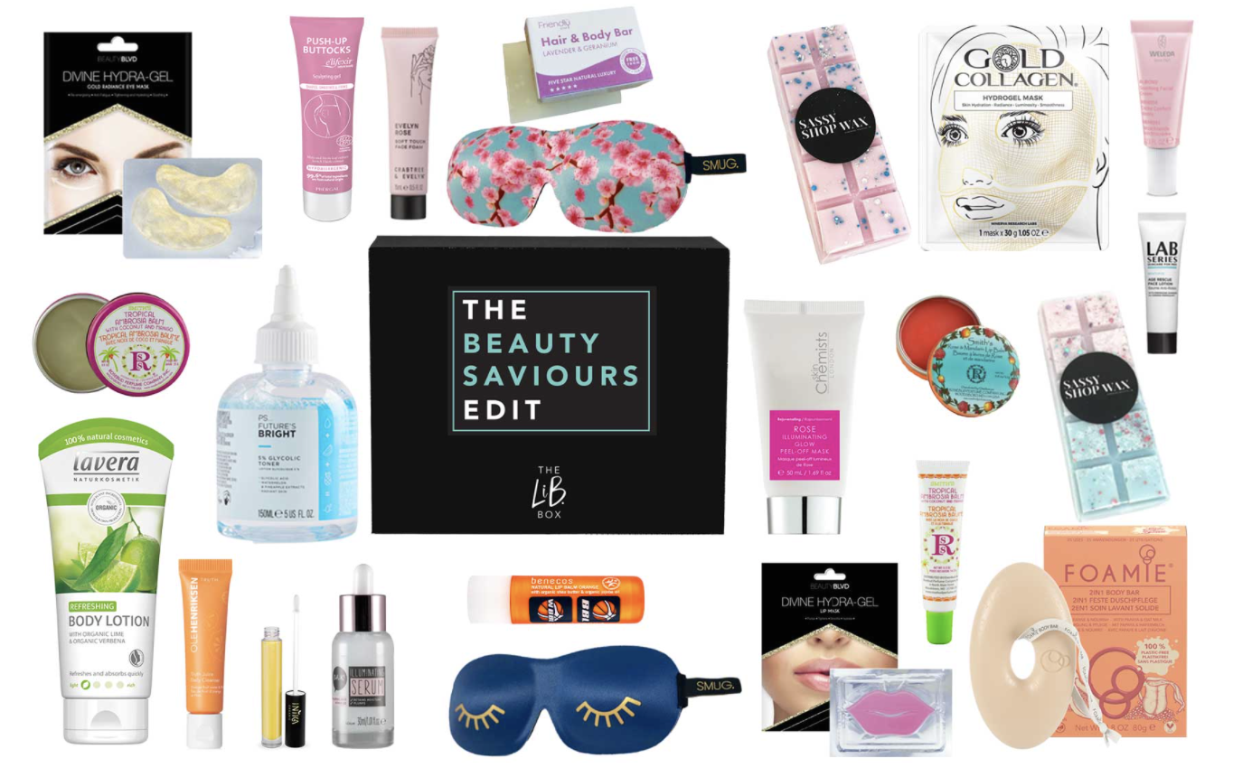 Latest In Beauty Box 2021