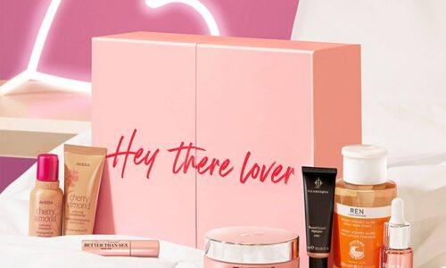 LookFantastic Valentine's Box 2021