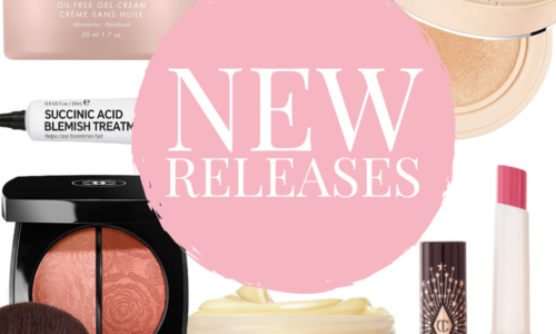 New Beauty Releases January 2021