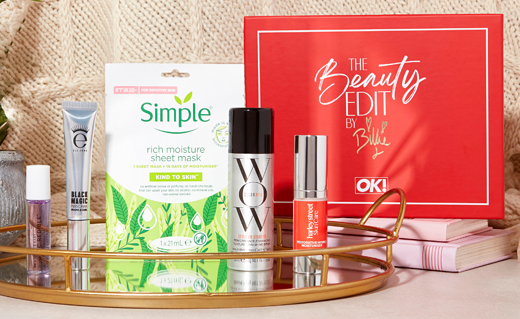 OK! Beauty Edit - Monthly Beauty Box Subscription