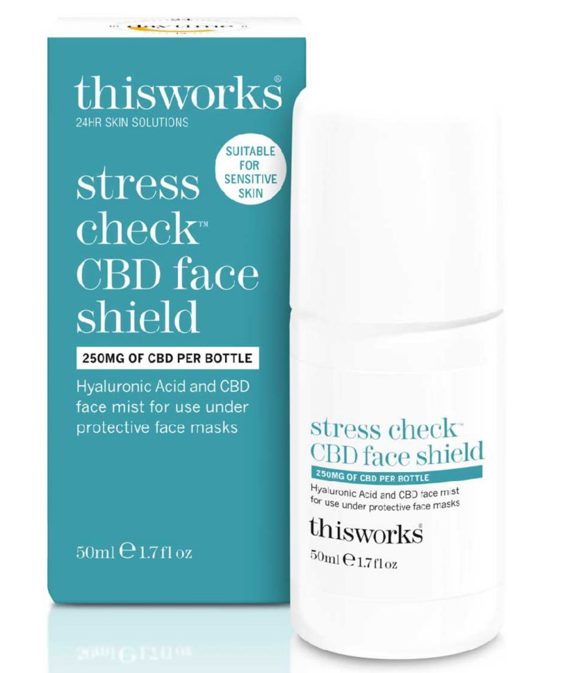 This Works Face Shield CBD