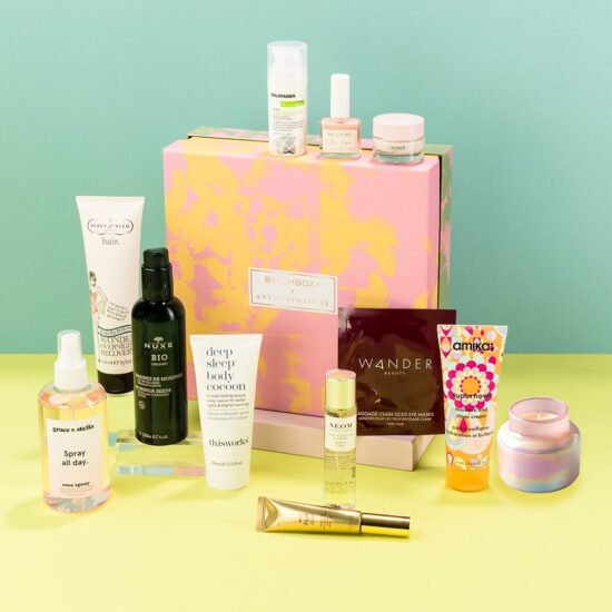 Birchbox x Anthropologie Limited Edition Beauty Box