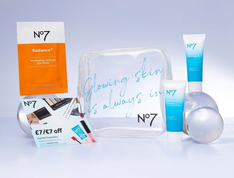 Boots No7 Hydrate & Glow Collection Gift