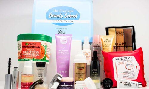 Latest In Beauty Telegraph Box