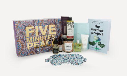 Liberty Five Minutes Peace Beauty Kit 2021