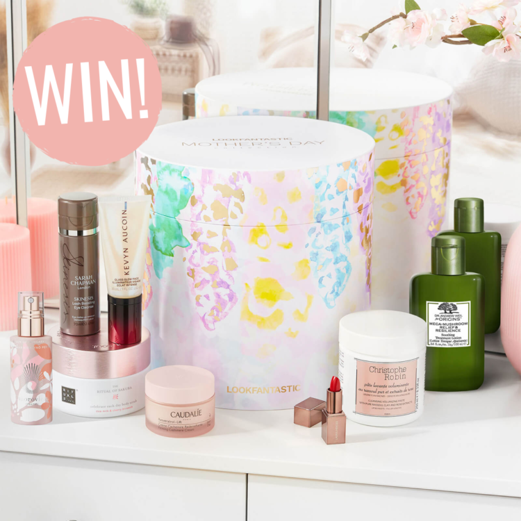 LookFantastic Mothers Day Giveaway