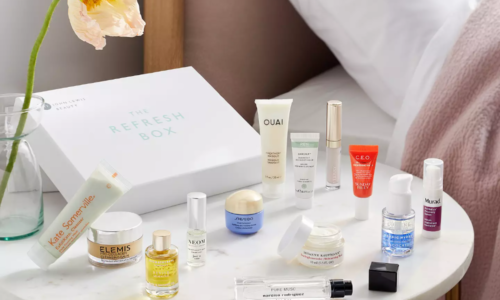 My John Lewis Refresh Beauty Box for Her