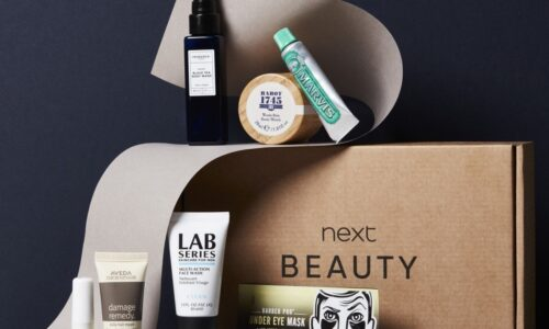 Next Valentines Grooming Box for Him