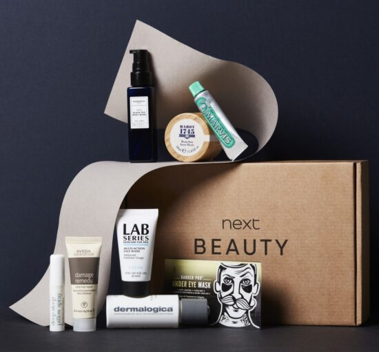 Next Valentines Grooming Box for Him – Worth Over £45!