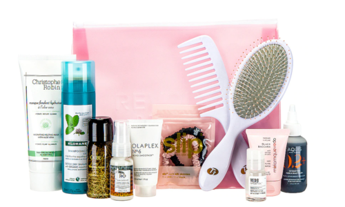 Revolve Hair Beauty Bag 2021