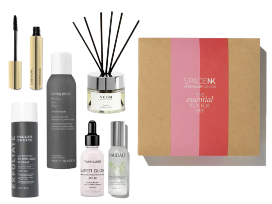 Space NK The Essential Box For Her 2021 – Worth £156!