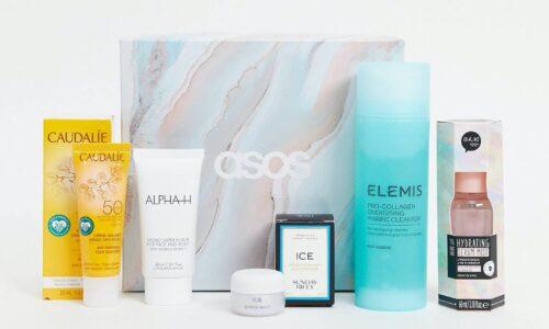 ASOS Beauty Box March 2021