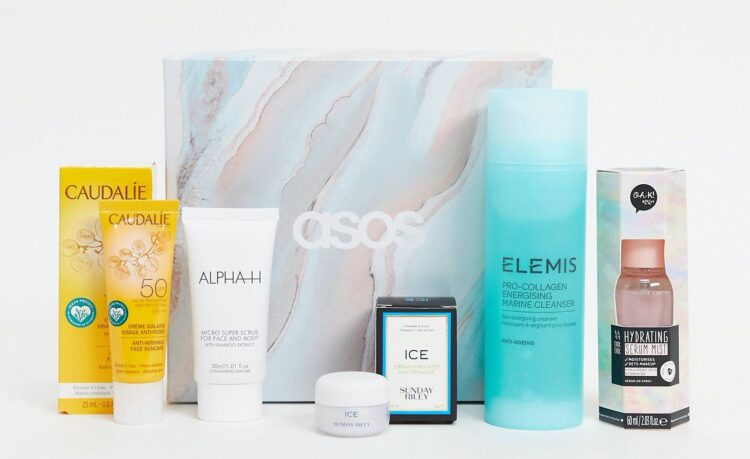 ASOS Beauty Box March 2021
