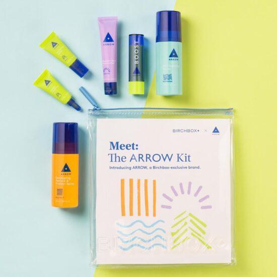 Birchbox Arrow Vegan Beauty & Skincare Kit