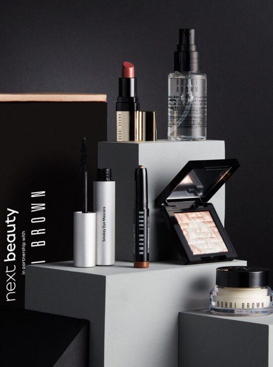 Next x Bobbi Brown Cult Classics Beauty Box – Worth £83!
