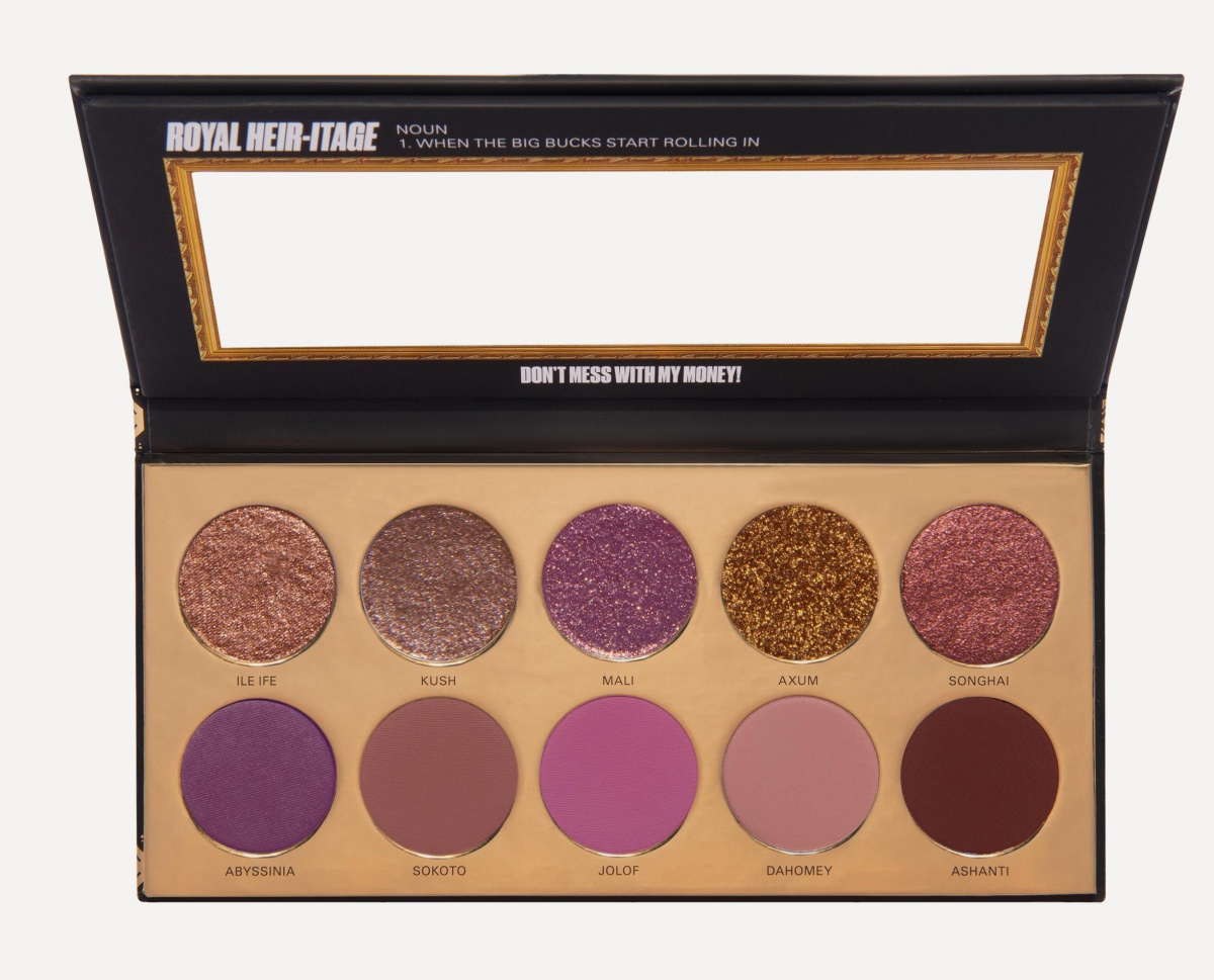 Coming to America Palette
