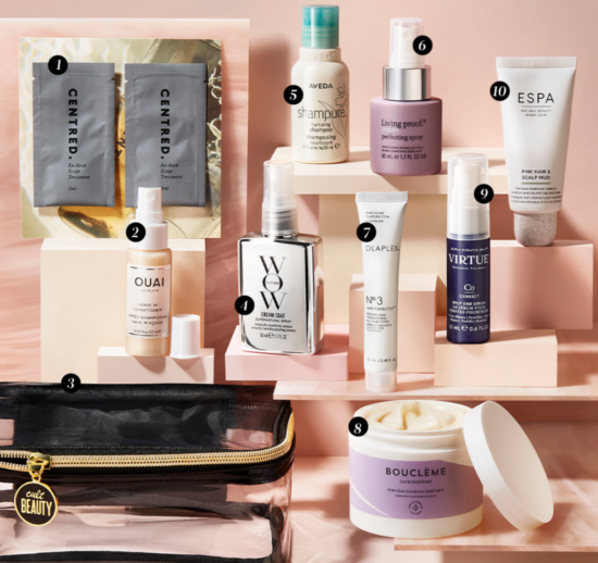 Cult Beauty Hair Care Heroes – Gift With Purchase