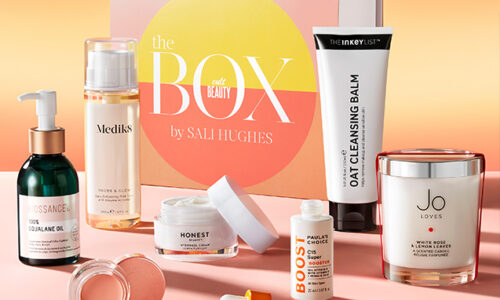 Cult Beauty x Sali Hughes Beauty Box 2021