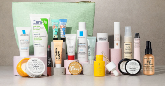 Feel Unique Spring Specials Beauty Bag – Worth £120!