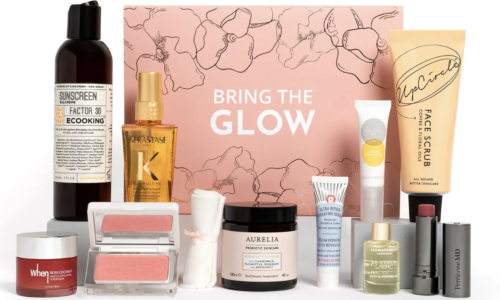 Feel Unique Spring Beauty Box 2021