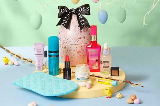 Glossybox Beauty Easter Egg 2021