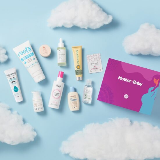 Glossybox x Mother & Baby Limited Edition Box