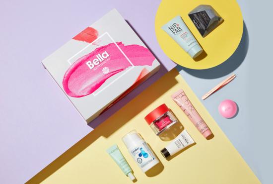 Glossybox x Bella Limited Edition Box