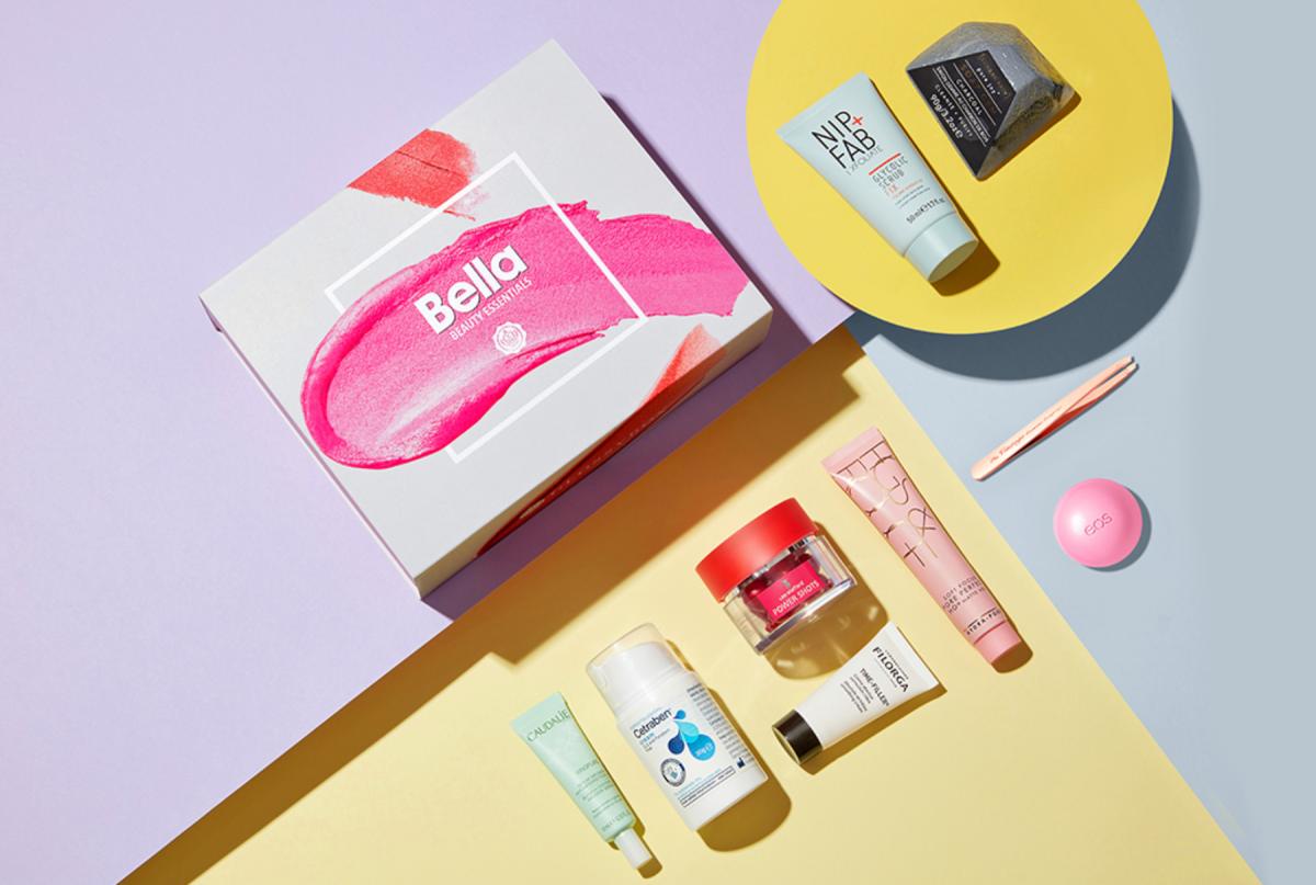 Glossybox x Bella Contents