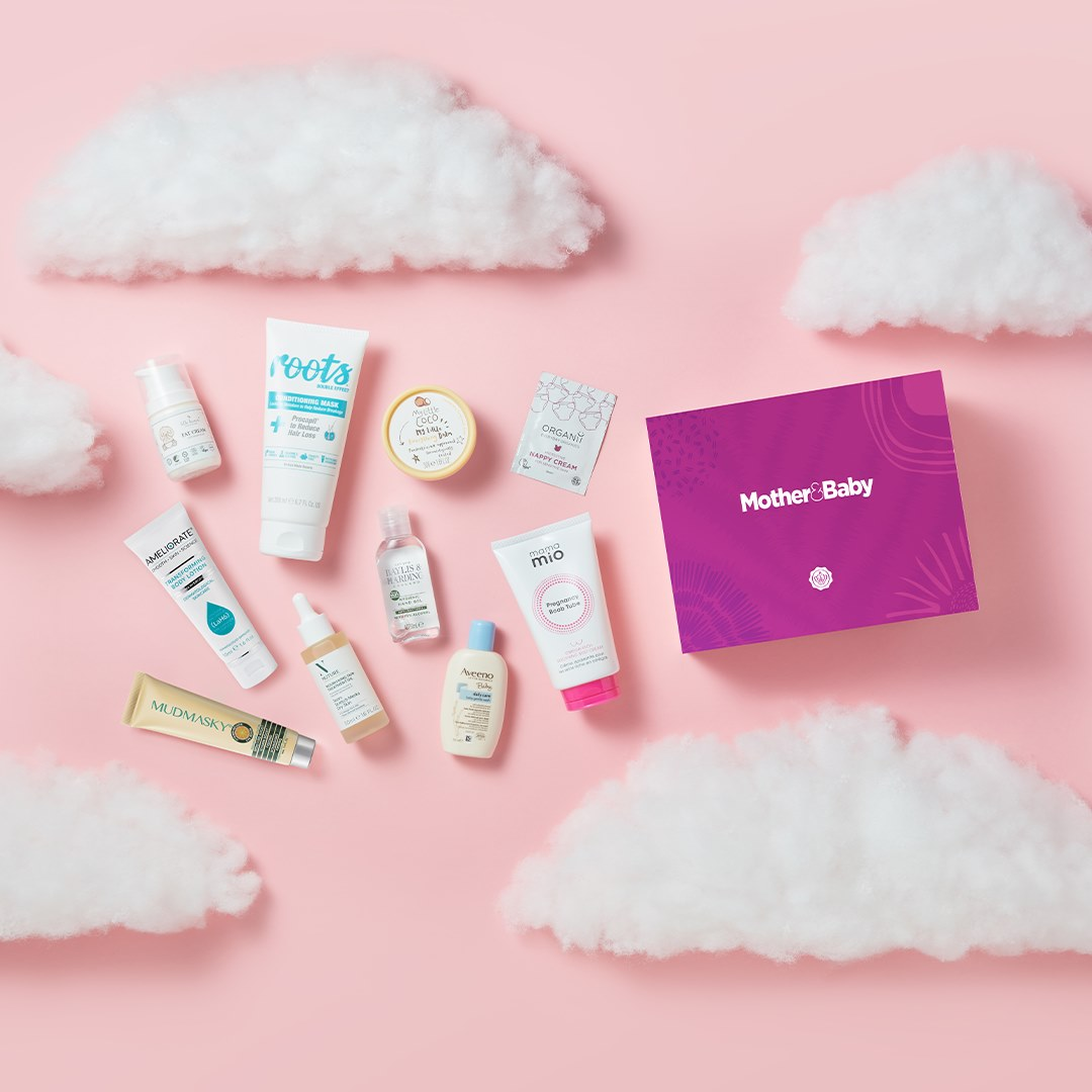 Glossybox x Mother&Baby