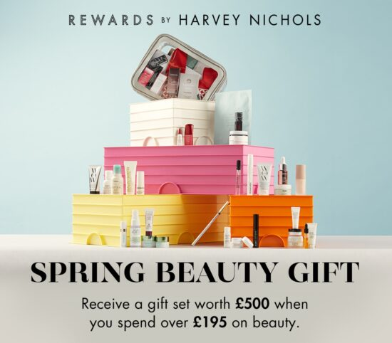 Harvey Nichols Spring Gift With Purchase 2021