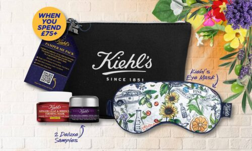 Kiehl's Mother's Day Gift With Purchase 2021