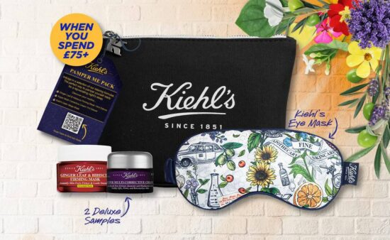 Kiehl's Mother's Day Gift With Purchase