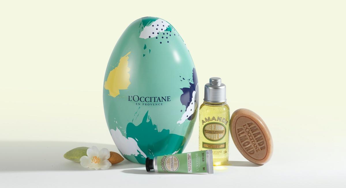 L'OCCITANE Almond Easter Egg