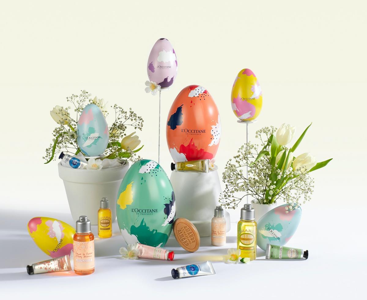 L'OCCITANE Easter Eggs Visual