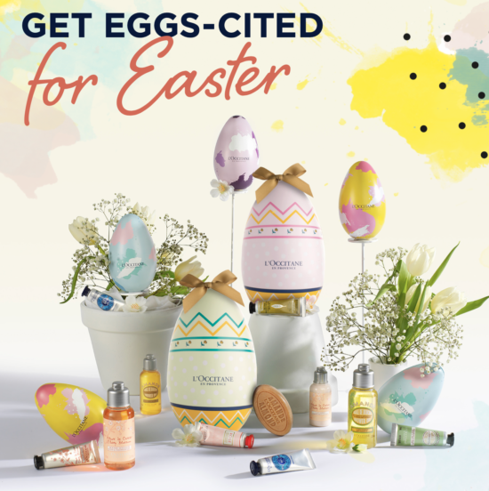 L'Occitane Easter Eggs 2021