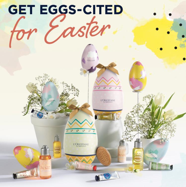 L'occitane Easter Eggs 2021