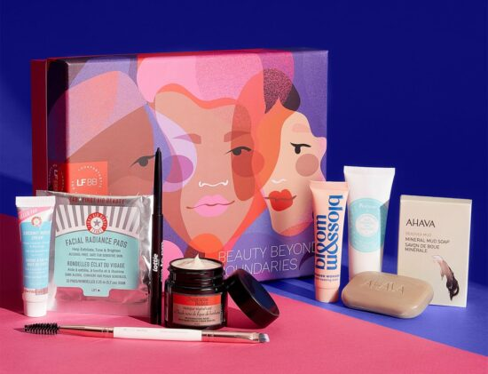 LookFantastic International Women's Day Box