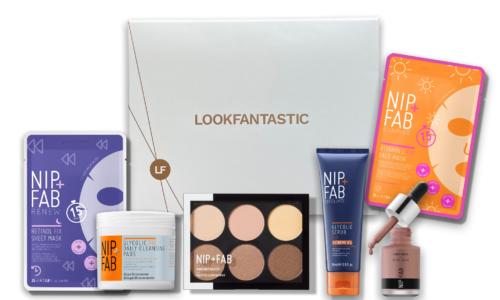 Lookfantastic x Nip & Fab Box