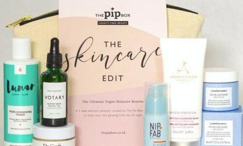 Pip Box Skincare Edit