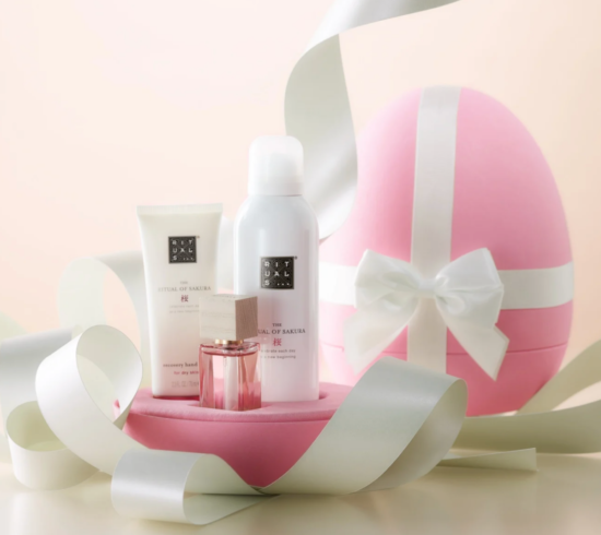 Rituals Easter Egg Gift Sets 2021
