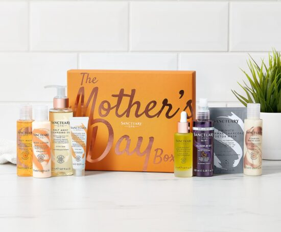 Sanctuary Spa Mother's Day Beauty Box – Save £5!